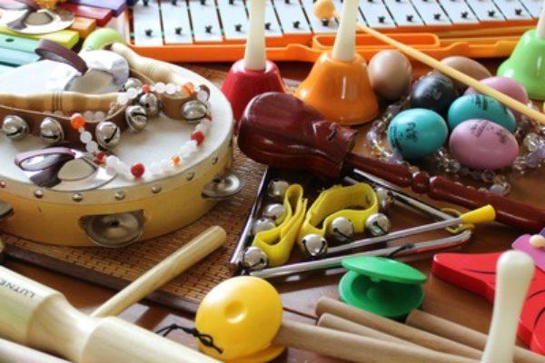Музыкальное лето для малышей
