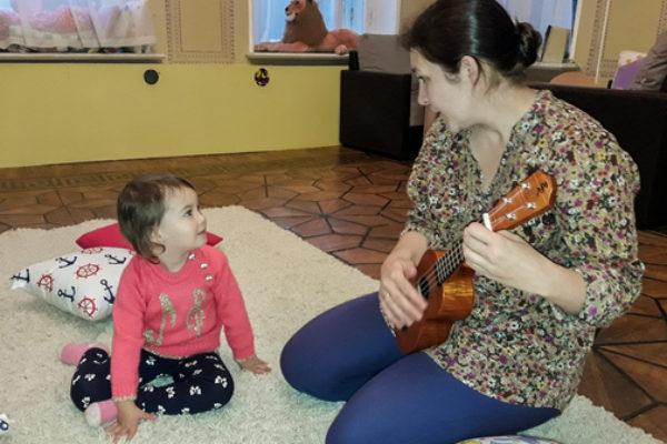 ФаСоль — музыкальные занятия